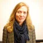 Lin Stafne-Pfisterer er styreleder i Nesoddparken as. Foto: mmj
