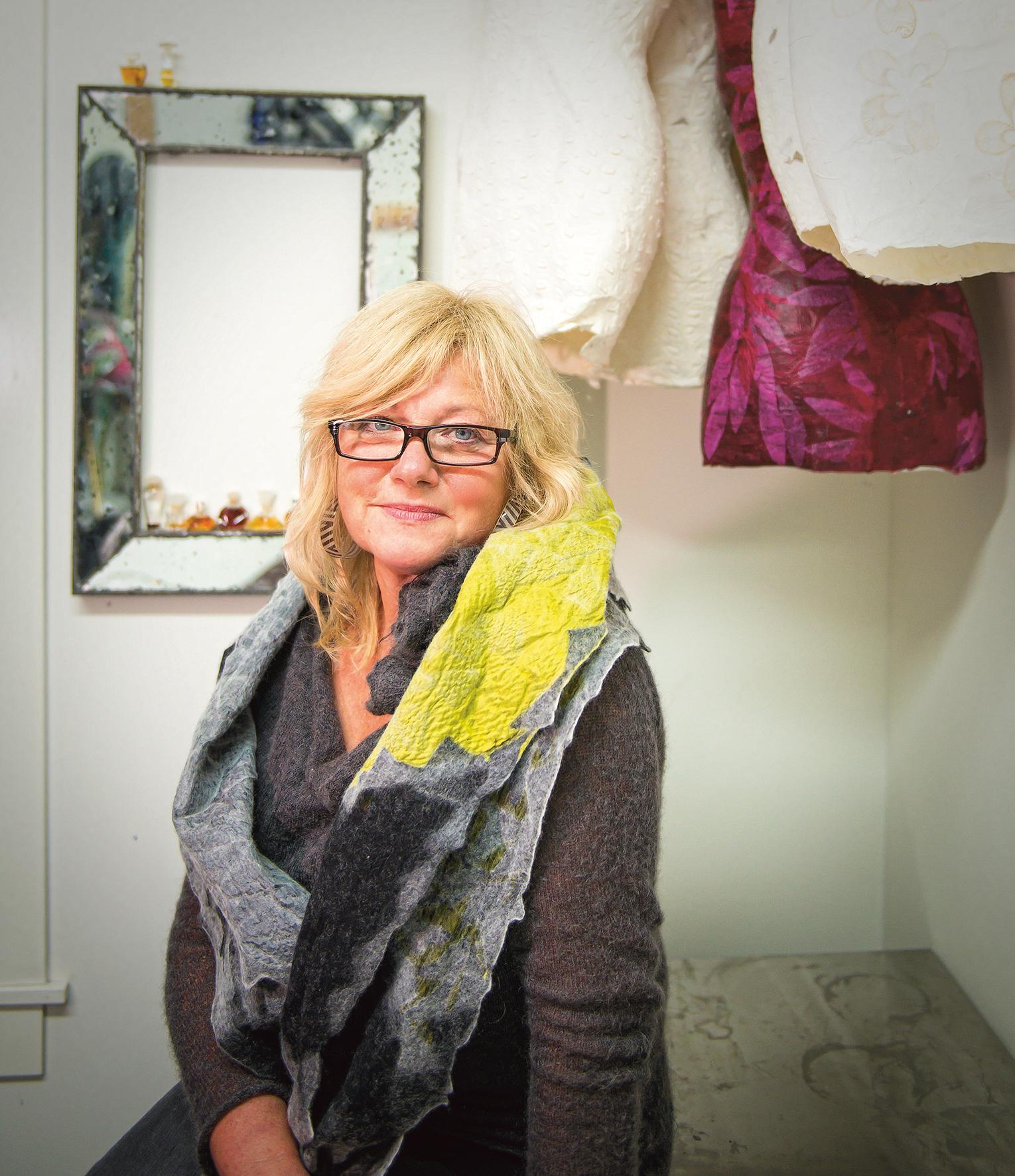 Elisabeth Engebretsen. Foto: Andreas Melgård