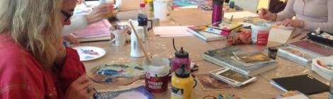 Vedic Art ukeskurs i sommer