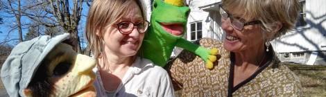 Vil du lære deg å lage muppets-dukker?