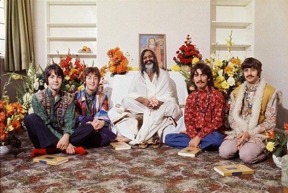 Beatles og yogi