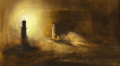 Trine Brandeggen lys og skygge