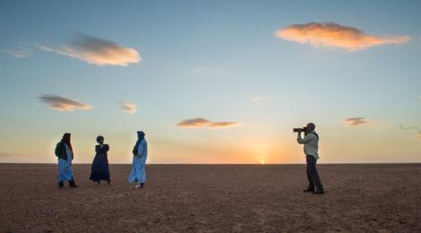 Fotokurs med Grandefoto i Sahara november 2016..
