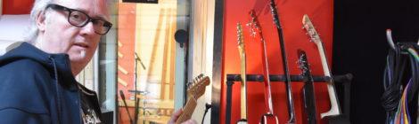 Bjørn-Wiggo-Storbråthen i Bearville Studios. Foto:-mmj - mars-20177